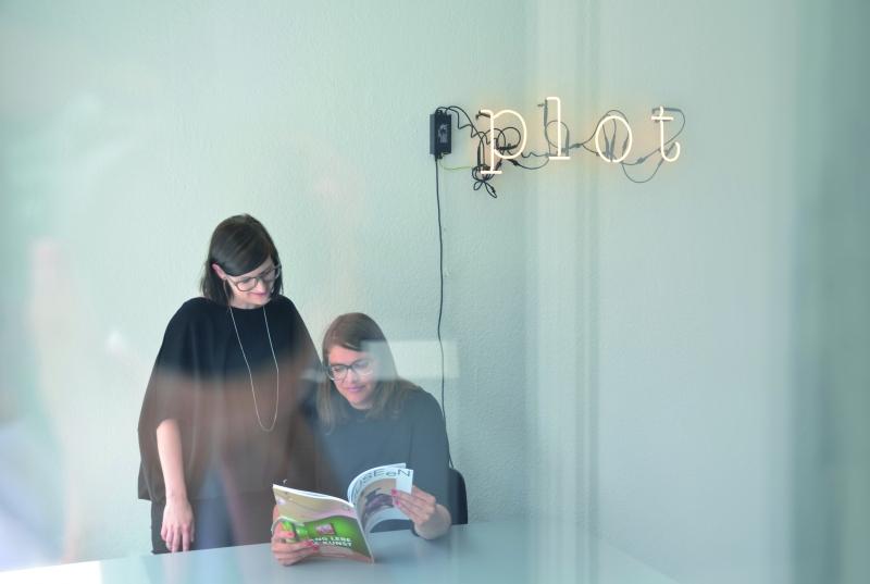 Dipl.-Ing. Sabine Marinescu und Dipl.-Ing. Janina Poesch | Fotograf: Quimey Servetti