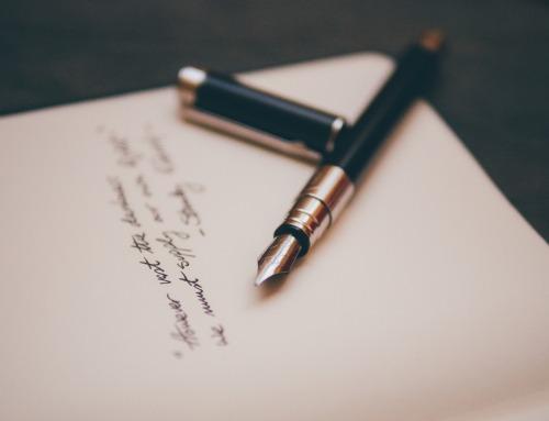 Die Magie der Schrift