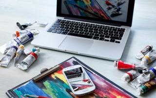 Posts, Flyer & Co. selbst gestalten? - Starten Sie mit Canva! (Workshop - 4 Meetings) | Foto: ptra by Pixabay - CC: Pixabay Licence